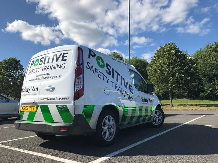 Safety Van - Delivering Safety to your workplace